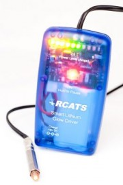 Lithium Glow Driver - Sonic Tronics Clip